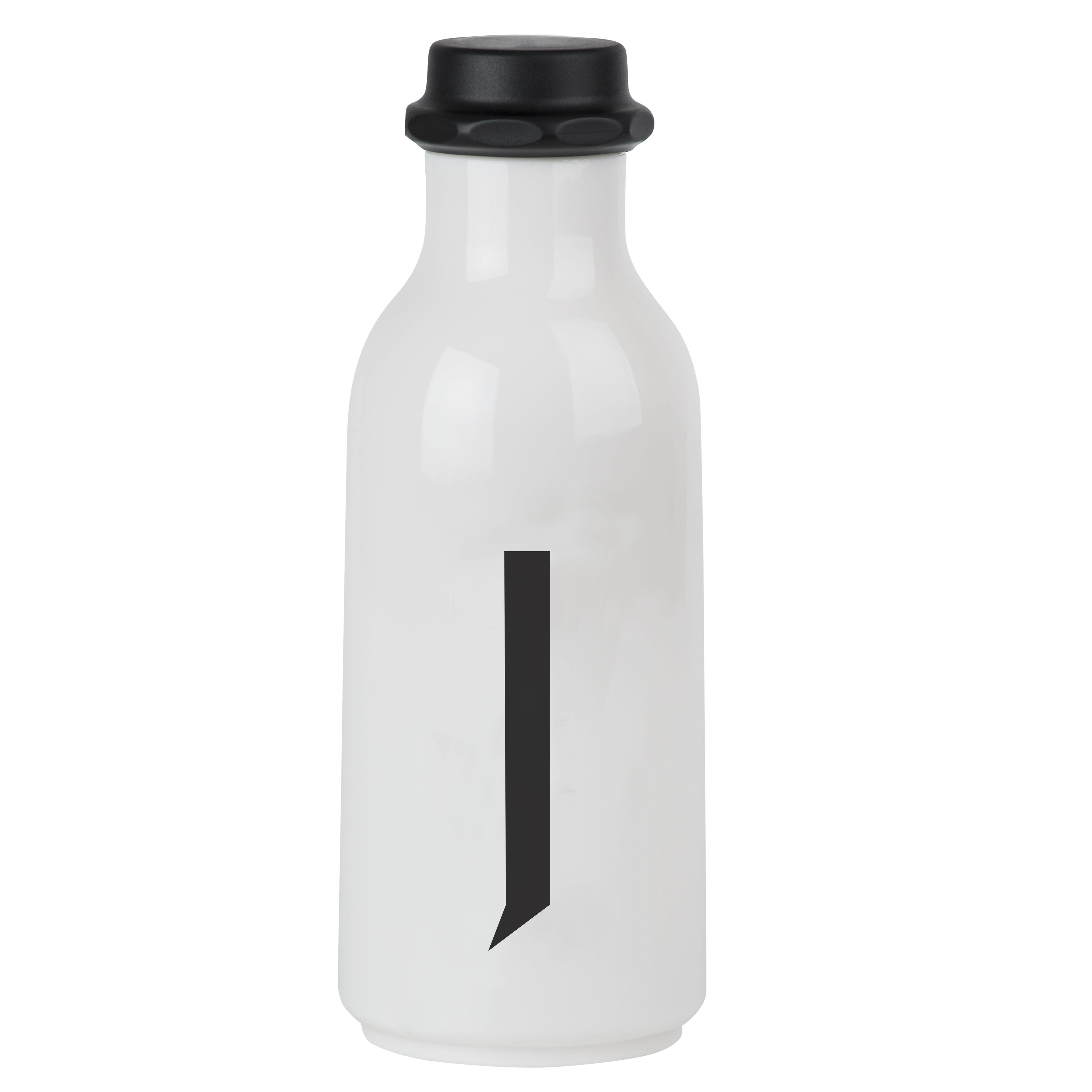 Design Letters// Drinking Bottle A-Z J
