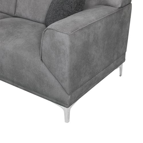 מערכת ישיבה פינתית מודרנית מפנקת בעיצוב קלאסי דגם טורינו HOME DECOR  - תמונה 3