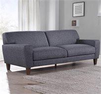 ספה רחבה בעיצוב רטרו דגם אליס