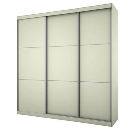 ארון הזזה 3 דלתות 200 דגם NOAM במגוון צבעים לבחירה