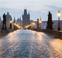 """חופשה זוגית בפראג ל-3-4 לילות במלון 3* 'Fortuna City' ע""""ב א.בוקר החל מכ-€424* לאדם!"""