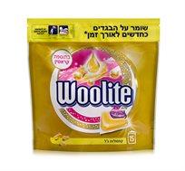 מארז 7 אריזות קפסולות ג'ל לכביסה Woolite לשמירה על הבגדים