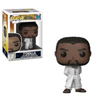 בובת פופ Funko Pop MOVIES: Black Panther Robe (352) בלק פנטר רוב