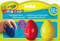 צבעי ביצה לתינוקות מבית המותג Crayola