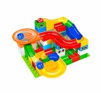 משחק לילדים-בניית מבוך באלמנט הלגו