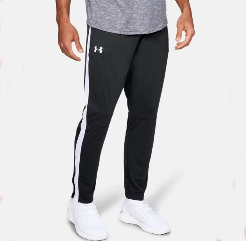 מכנסי אימון לגבר Under Armour דגם 1313201-001 - שחור