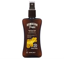 "שמן שיזוף 200 מ""ל Hawaiian Tropic  SPF 20"