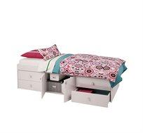 מיטת ילדים מודולארית בהרכבה עצמית דגם אולטימטיבי