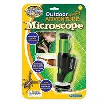 מיקרוסקופ הרפתקאות למדען הצעיר