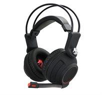 אוזניות גיימיינג הכוללות מיקרופון מובנה DRAGON MULTI GAMING HEADSET V-BASS