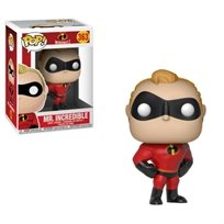 Funko Pop - Mr. Incredible (The Incredibles)  363 בובת סופר על