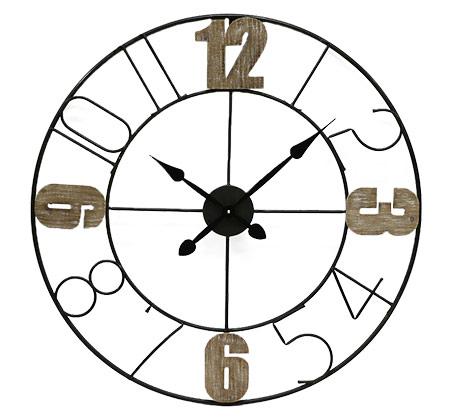 שעון וודי לקיר U DESIGN