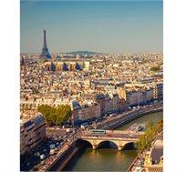 """מאורגן לפריז וחבל 'איל דה פראנס'! טיול בצרפת ל-4 ימים מלאים+אירוח ע""""ב א.בוקר+מדריך החל מכ-€589*!"""