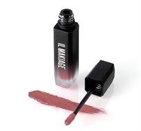 אינפיניטי - שפתון מט נוזלי עמיד במיוחד מבית IL MAKIAGE בגוון MATTE ROYAL + תיק איפור מתנה