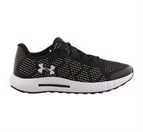 נעלי אימון Under Armour Micro G Pursuit SE לנשים - שחור/לבן