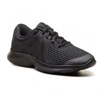 נעלי ריצה לנשים ונוער Revolution 4 - שחור