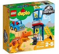 המגדל של טירקס - משחק לילדים LEGO