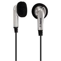 אוזניות כפתור סטריאופוניות מבית HAMA גרמניה, אידיאליות לנגנים ובעלות הגנה מפני רעש פסיבי חיצוני