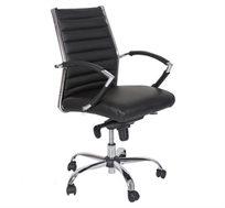 ישיבה נעימה! כסא משרדי מפואר ומעוצב לחדרי ישיבות או כסא מנהלים יוקרתי דגם מרטיני