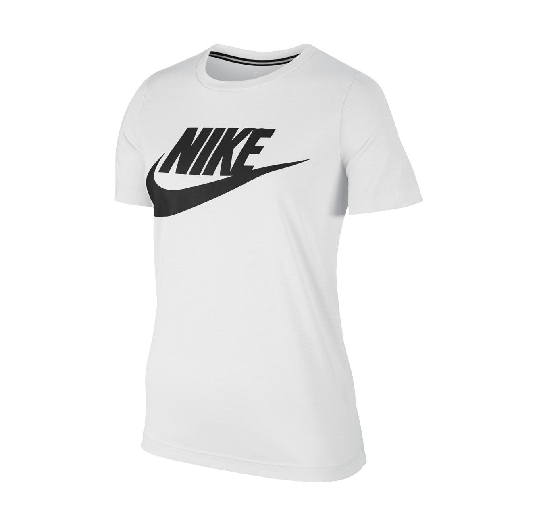 חולצת טי שירט לנשים - לבן