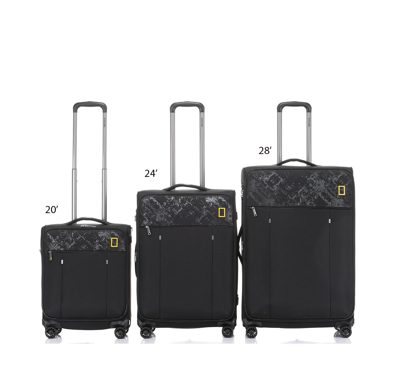 """מזוודה דגם """"LAVA NGO-11 28 צבע לבחירה"""