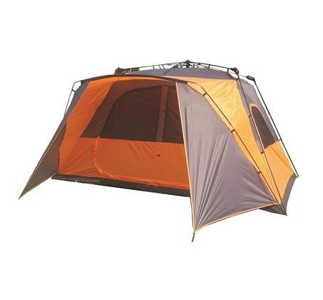 אוהל משפחתי גדול עם פתיחה וסגירה מהירה ל-8 אנשים