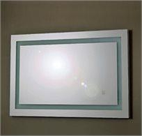 מראה עם תאורת לד לאמבטיה דגם ארפי 80 ס''מ