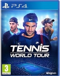 Tennis World Tour Ps4 אירופאי!