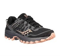 נעלי ריצה Saucony לנשים בצבע שחור כתום
