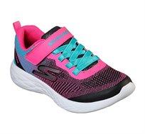 נעלי ספורט SKECHERS לילדות בצבע ורוד טורקיז