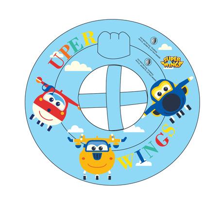 גלגל ים מתנפח לפעוטות במבחר דמויות אהובות - תמונה 4