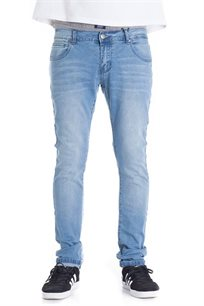 ג'ינס סקיני SUPPLY - כחול בהיר