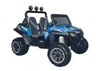 טרקטורון Polaris Ranger Rzr 900 12V בכחול