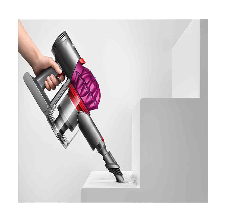 שואב אלחוטי Dyson דגם V7 Motorhead סוללה שמספיקה ל- 30 דקות של עבודה  - משלוח חינם - תמונה 3