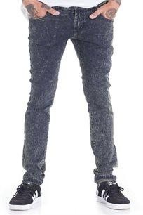 ג'ינס סקיני SUPPLY - וואש כחול
