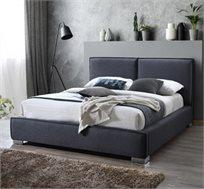מיטה זוגית מרופדת בד רחיץ דגם MADONA