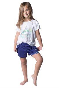 adidas חליפה(3-2 שנים) - לבן סגול