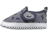 LACOSTE /לקוסט נעלי טרום הליכה (19-16)- ג'ינס