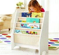 ארגונית לספרים לחדרי ילדים לשמירה על הסדר והניקיון