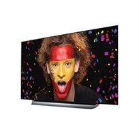 """טלוויזיה """"77 LG  בטכנולוגיית OLED ברזולוציית 4K Ultra HD דגם OLED 77C8Y"""