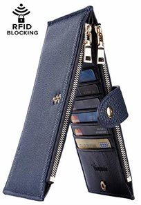 Lambo Chelsea Multi Card Case Navy