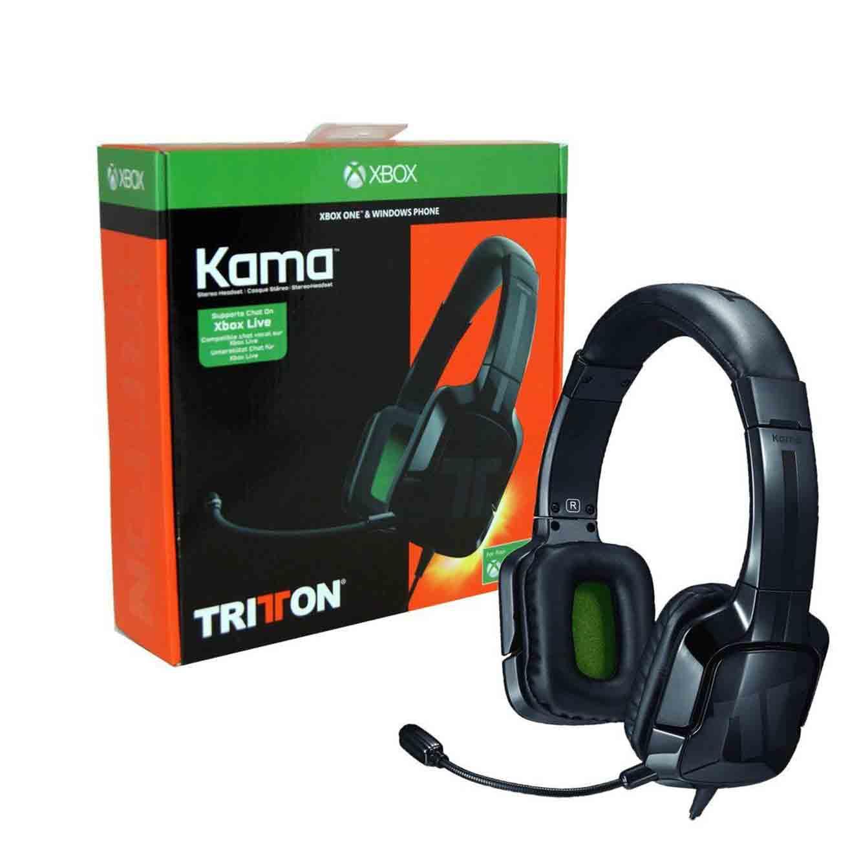 אוזניות גיימינג מותאמות במיוחד עבור אונליין Xbox Live Chat ו צ'אט
