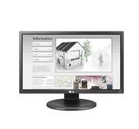 """מסך מחשב מקצועי LED 21.5"""" LG ברזולוציית Full HD עם פאנל IPS  LG דגם 22MB35PU-I"""