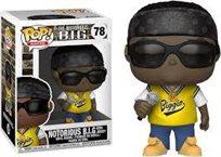 Funko Pop - Notorious B.I.G (Notorious B.I.G) 78 בובת פופ