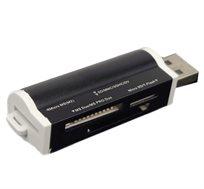 קורא 15 כרטיסי זכרון במכשיר 1, קטן במיוחד וללא צורך במתאם נוסף
