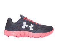 נעלי ריצה לאישה Under Armour Micro G Engage - ורוד שחור