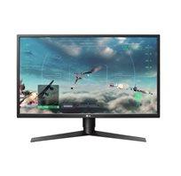 """מסך מחשב """"27  מקצועי ברזולוציית FHD מיוחד לגיימינג דגם 27GK750F-B"""