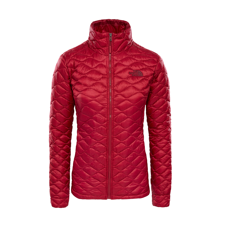 מעיל דגם T93RXF3YP לנשים - אדום