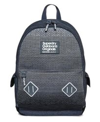 Superdry תיק גב מדהים במהדורה מוגבלת  Backpack Dark Grey