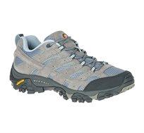 נעלי שטח וטיפוס לנשים דגם 27506014 בצבע אפור/תכלת